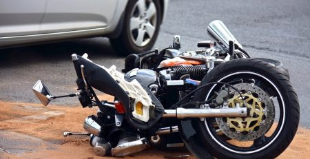 Portland, OR – Two Injured in Motorcycle Crash on N Columbia Blvd near N Frisk Ave