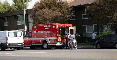 Portland, OR – Two Injured in Apartment Fire on Southeast Stark St