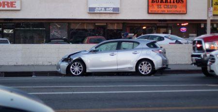 Portland, OR – Injury Accident Report on I-5 near Boone Bridge