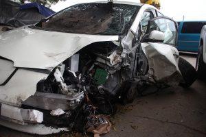 Portland, OR – One Injured in Crash on N Loring St near N Essex Ave